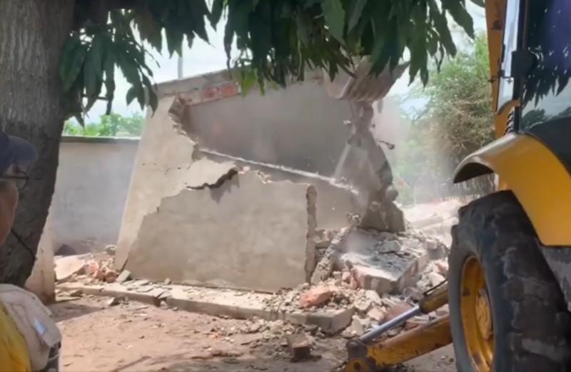 Apoyan a familia afectada por explosión