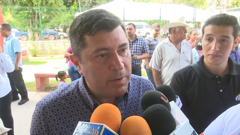 Responde alcalde Billy Chapman a Felipe  Villegas