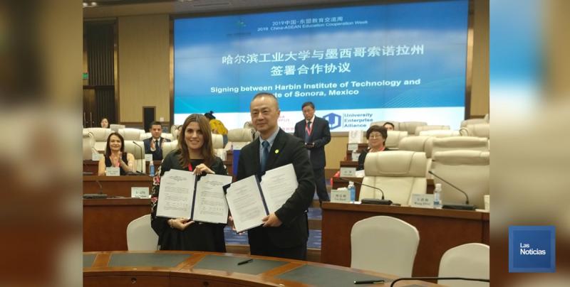 Intercambio académico con China, beneficia a jóvenes sonorenses
