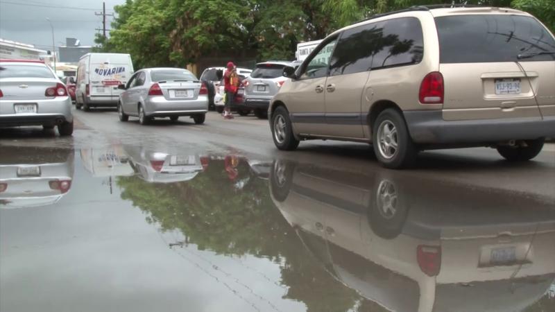 Lluvias representan alto riesgo para accidentes: Vialidad