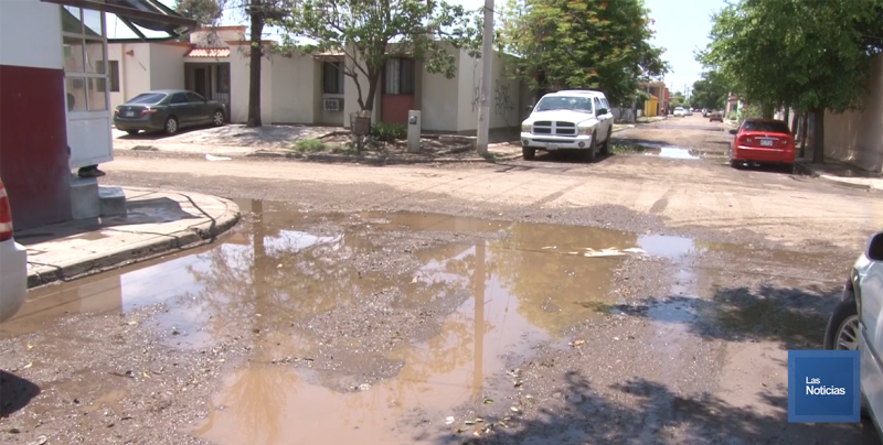 Vecinos de Ampliación Miravalle se organizan para contar con drenaje pluvial