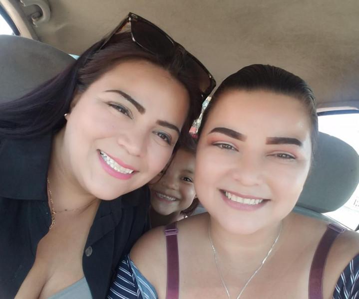 Confirmado son hermanas Joselinne y Nadia