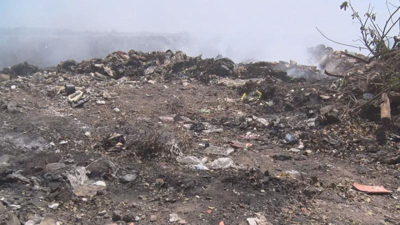 Se podría clausurar basurero clandestino en Campo El Diez