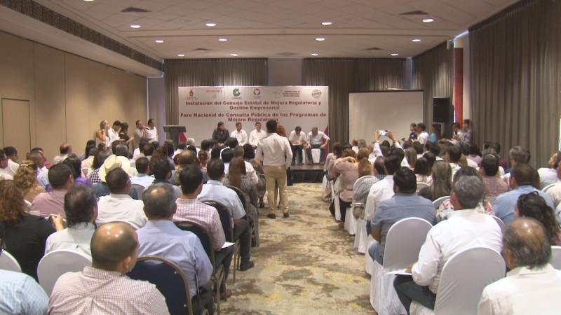 Realizan Consultan para definir cambios en tramites de programas federales