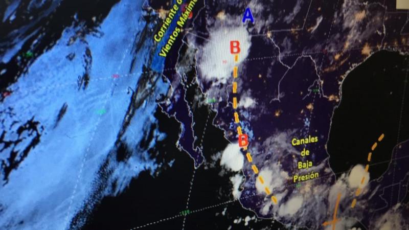 Seguirán registrándose lluvias en la región: Meteorológico