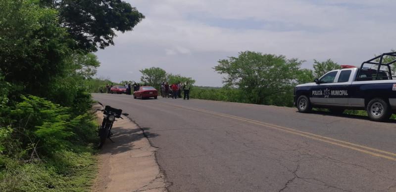Muere motociclista en Elota