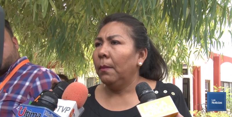 Solo falta la toma de protesta a Benita Aldama por parte del Poder Ejecutivo y Judicial