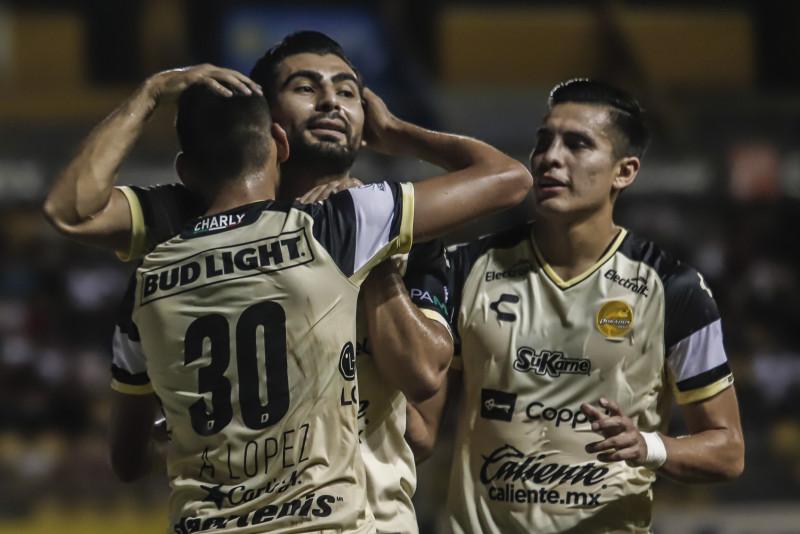 Dorados debuta con victoria en la Copa MX