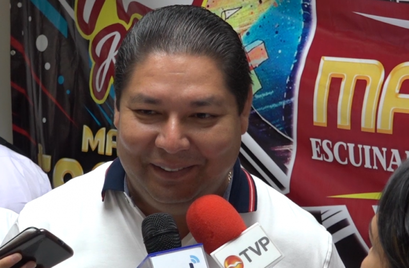"""""""Si Mazatlán no quiere el parque acuático, yo si"""": Alcalde de Escuinapa"""