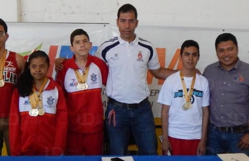 Sinaloa levanta la mano con deportistas para los Juegos Para Panamericanos Lima 2019