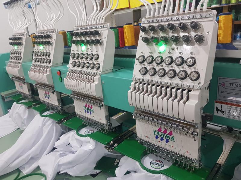 Listos textileros para canjear uniformes escolares