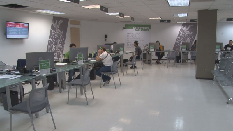 Cambian y amplían 3 oficinas de recaudación en Culiacán