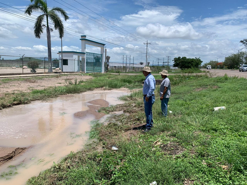 ¡Otra vez se quedó Mazatlán sin agua!