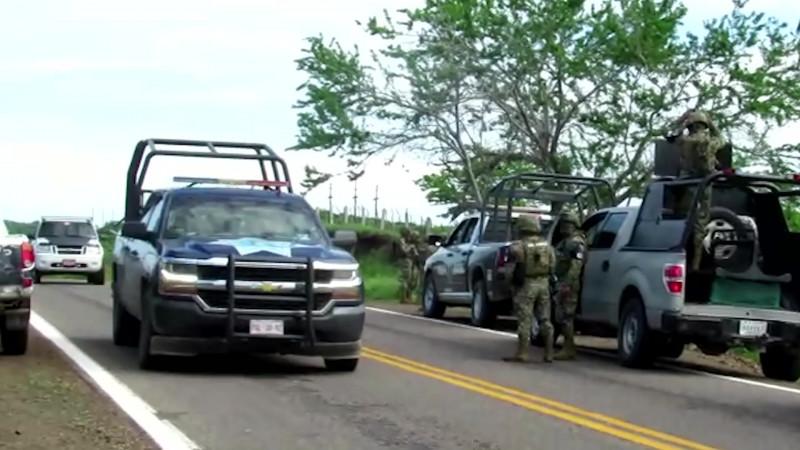 Hay un detenido por enfrentamiento en Los Zapotes