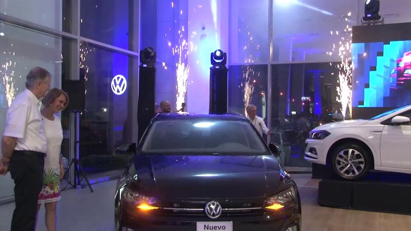 Presentan el nuevo automóvil Virtus 2020