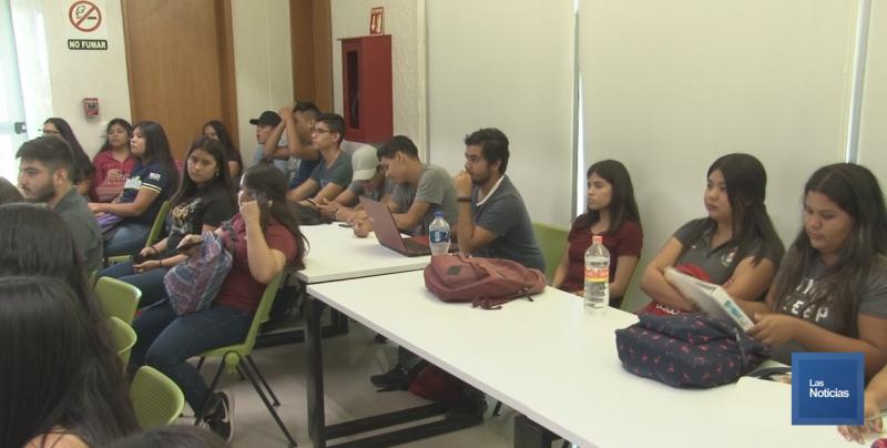 Imparten segundo módulo del programa Workshop a jóvenes universitarios