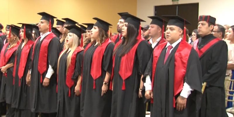 50 alumnos se graduan de Maestría en Derecho del Instituto Estatal de Ciencias Penales y Seguridad Pública