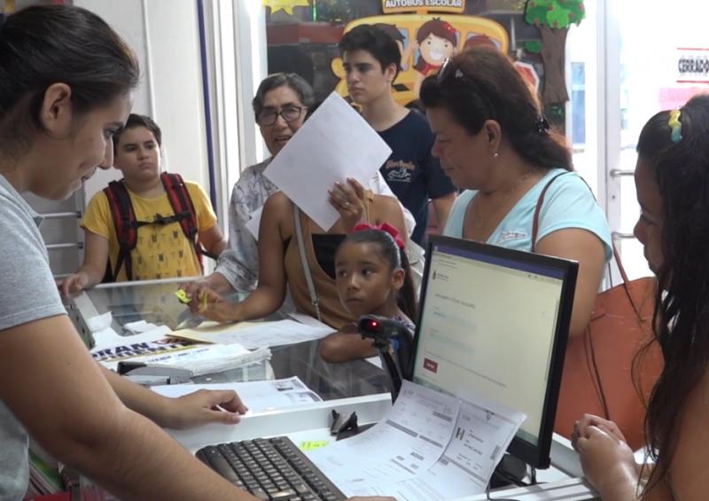 Inicia programa de canje de uniformes y útiles escolares en Mazatlán
