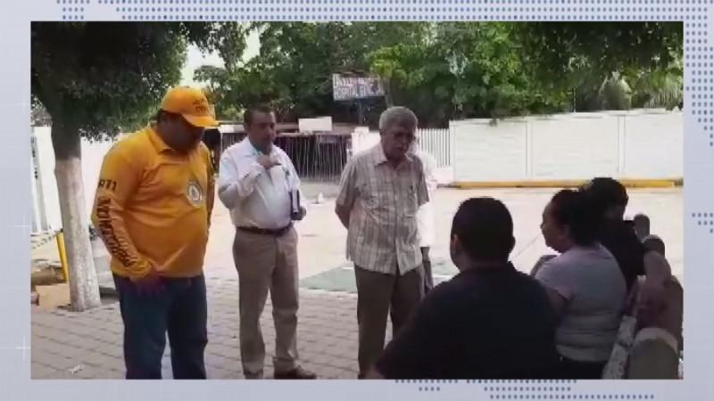 Reactivan atención en Hospital General de Guasave