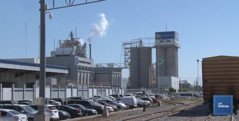 La construcción de la planta de Constellation Brand, registran 30% de avance