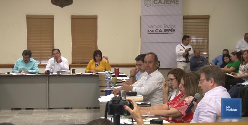 No acepta Regidor Independiente finanzas del segundo trimestre del 2019