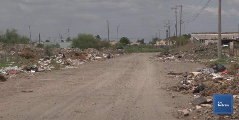 Piden colocar letreros en terrenos que se han convertido en basureros clandestino