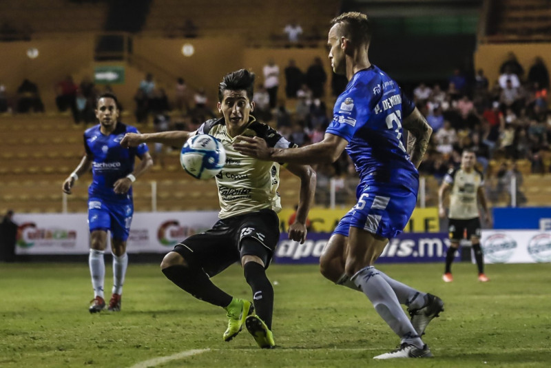 Dorados visita a Necaxa dentro de la Copa MX