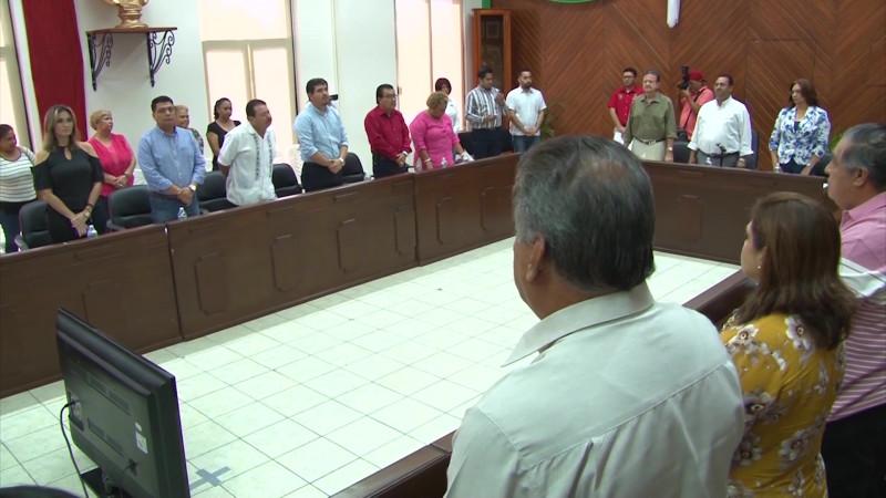 Presenta el Químico denuncias penales contra ex Gobiernos Municipales