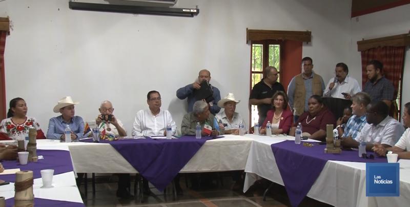 Alcaldes exponen necesidades prioritarias en sus localidades