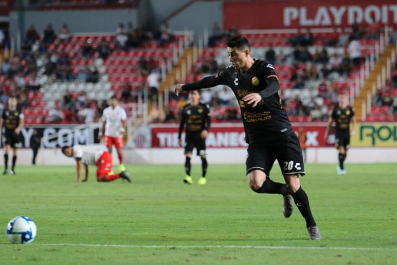 Dorados empata a un gol con Necaxa en la Copa MX
