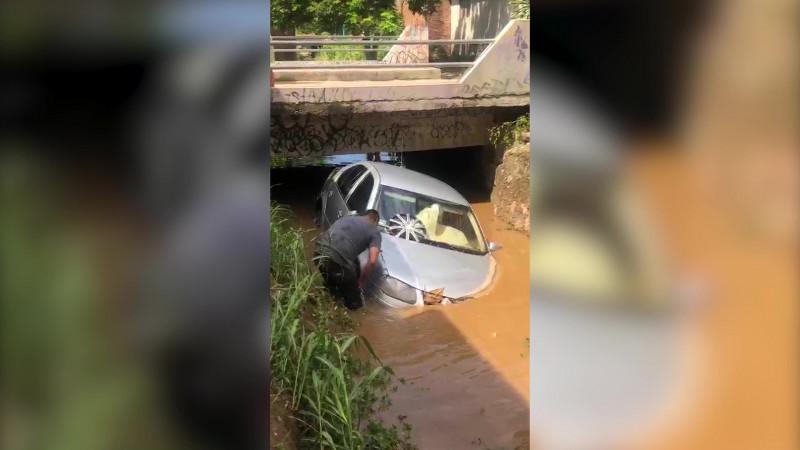 Atentos en Mazatlán por pronóstico extendido de lluvias