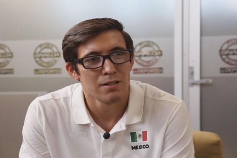 Jorge Bejnamin González por medallas a los Juegos Para Panamericanos Lima 2019