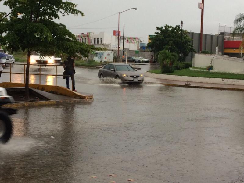 Se mantiene alto el pronóstico de lluvias en la región: Meteorológico