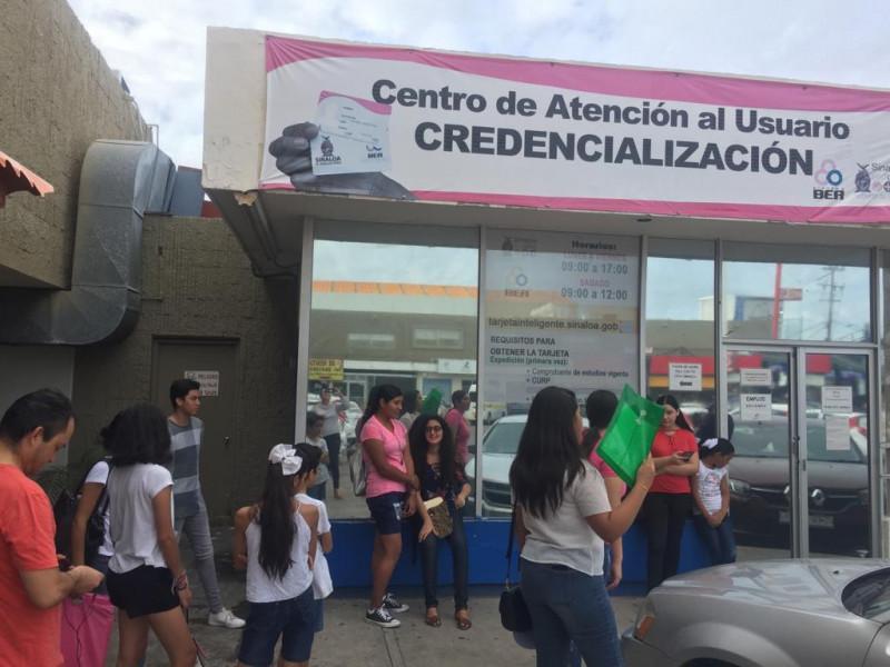 Muy solicitada la tarjeta inteligente en Mazatlán