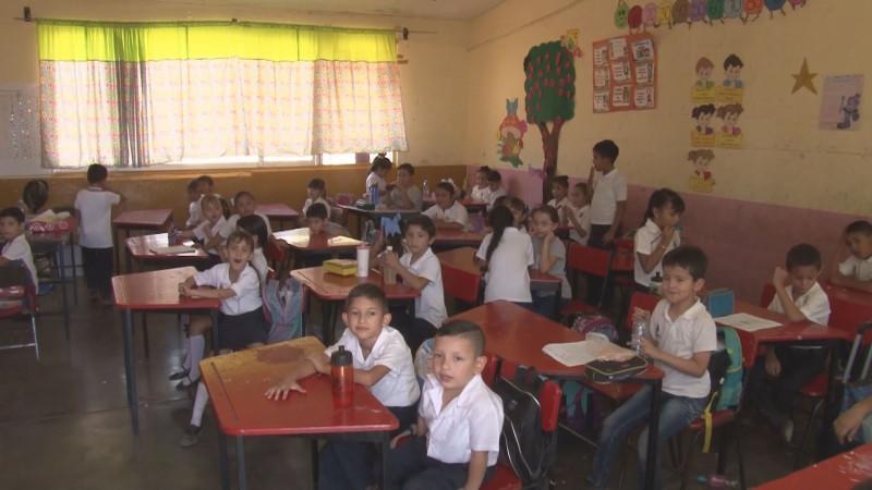 Estudiantes de básica se activarán en horarios de clases como lo manda la Nueva Escuela Mexicana