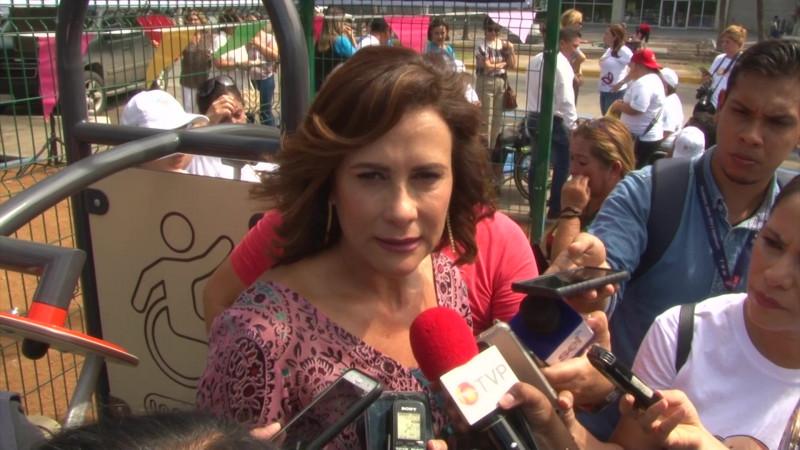 Lanza mensaje feminista Rosy Fuentes