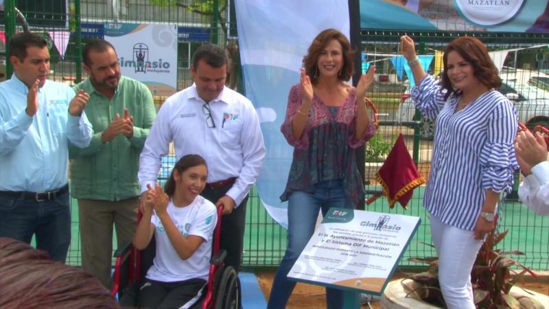De Mazatlán el primer gimnasio incluyente del noroeste del país