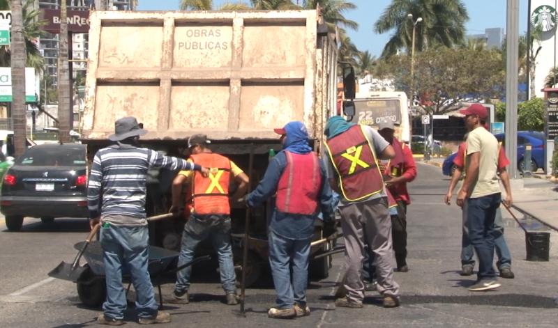 Intervienen de emergencia la Camarón Sábalo en Mazatlán