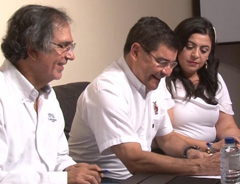 """UPSIN y Secretaría de Economía Estatal firman convenio para nuevos """"Maker Lab"""""""