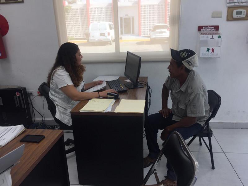 Alcanzan meta de afiliación al Seguro Popular en Mazatlán
