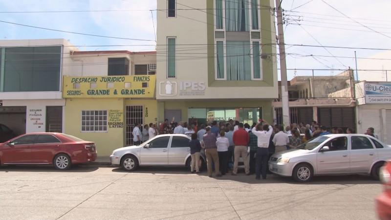 Adelanta Gobierno del Estado 189 millones de pesos al IPES para evitar su colapso