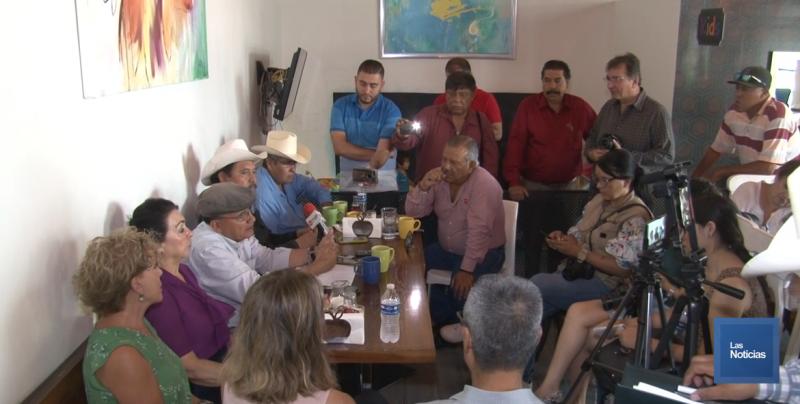 La Tribu Yaqui sigue esperando justicia por la operación del Acueducto Independencia