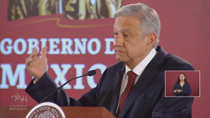 El gobierno federal anunciará un programa de incentivos a las entidades federativas para reactivar la economía