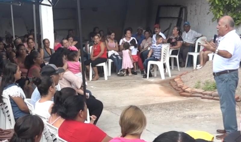 Desplazados, a unos pasos de obtener un nuevo hogar