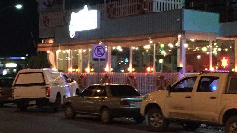 """Asesinan al Gerente del restaurante  """"El Sinaloense"""""""