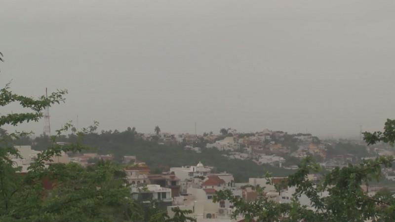 Pronóstico de lluvias en el transcurso de la semana en la mayor parte de Sinaloa