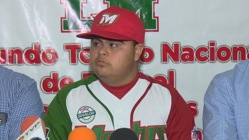 Anuncian beisbol para discapacitados