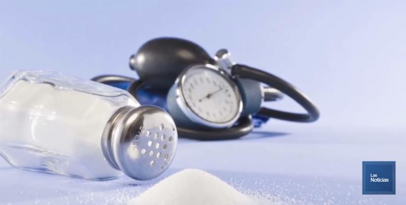 Van por menos consumo de sal en las familias