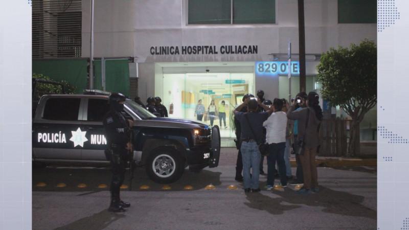 Reforzarán medidas de seguridad en Hospitales