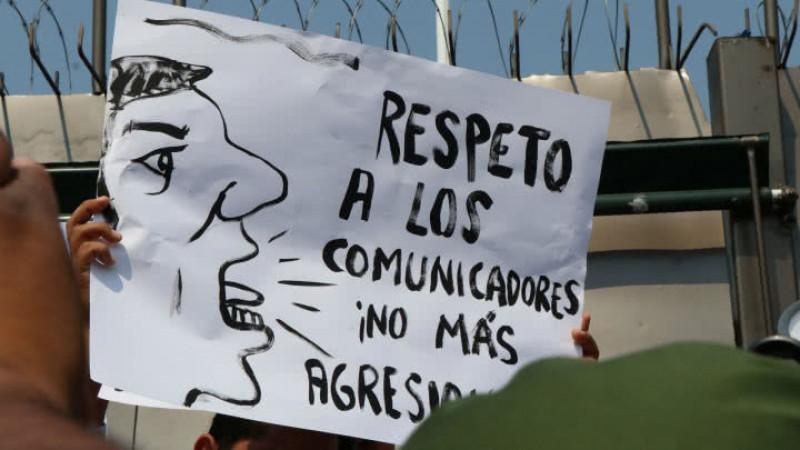 Condena De Hoyos Walter agresiones a la prensa sinaloense